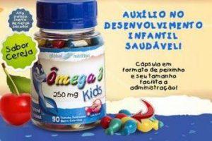 Pharma Care - Produtos Acabados - Ômega kids