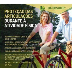 Pharma Care - Produtos Saúde - HA Powder